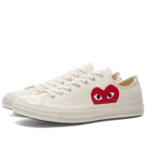 COMME DES GARÇONS PLAY All Star low-top sneakers